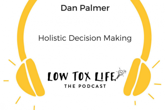 Dan Palmer interviewed about Holistic Decision Making on Low Tox Life with Alexx Stuart